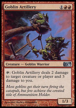 Goblin Artillery | M10
