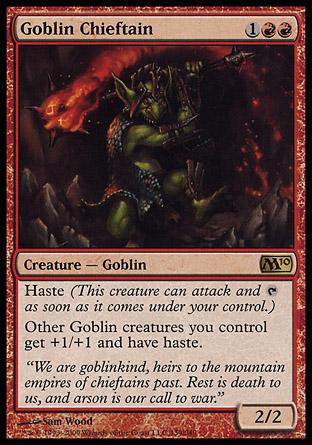 Goblin Chieftain | M10