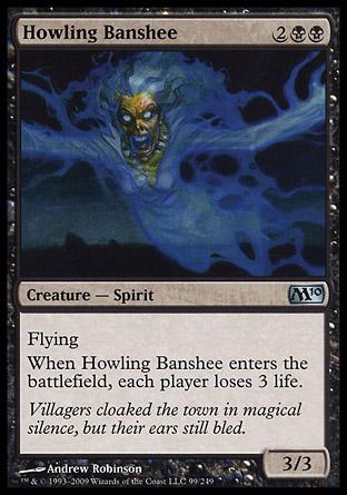 Howling Banshee | M10