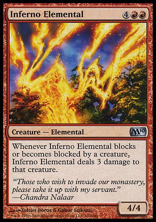 Inferno Elemental | M10