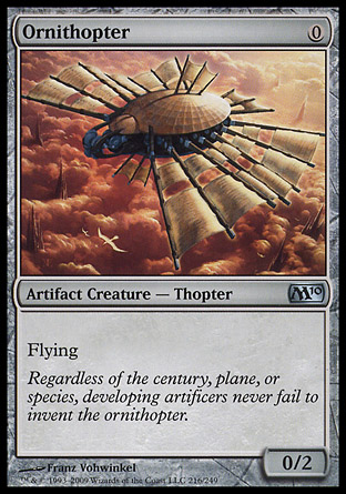 Ornithopter | M10