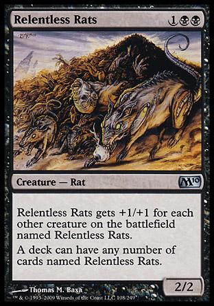 Relentless Rats | M10
