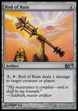 Rod of Ruin | M10