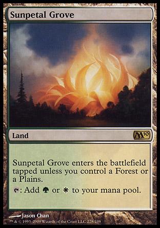 Sunpetal Grove | M10