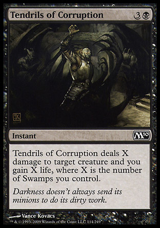 Tendrils of Corruption | M10