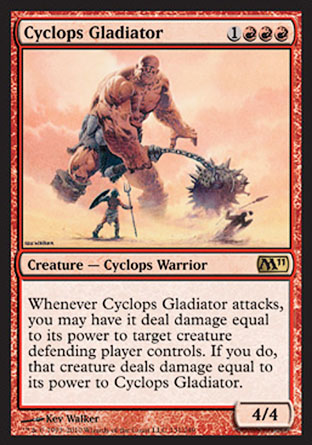 Cyclops Gladiator | M11