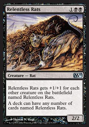 Relentless Rats   M11