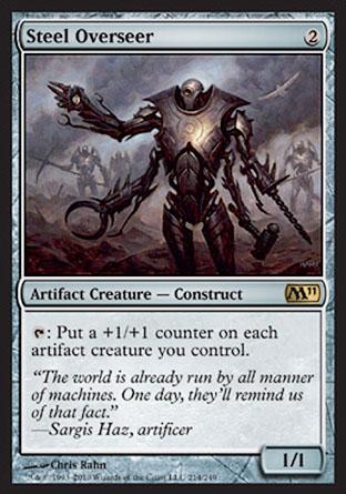 Steel Overseer | M11