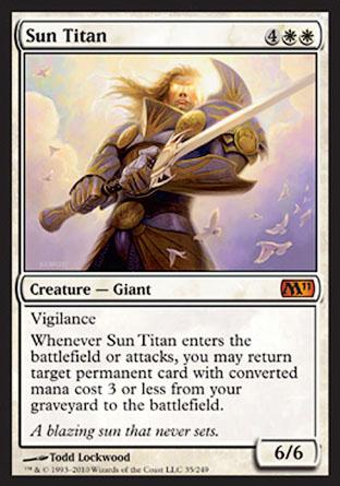 Sun Titan | M11