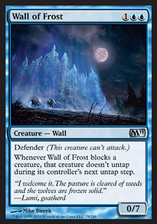 Wall of Frost | M11