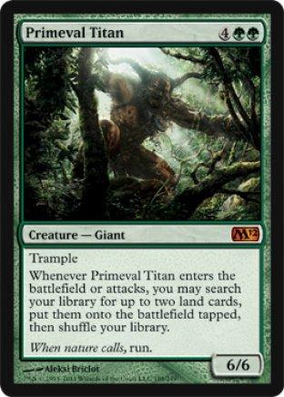 Primeval Titan | M12