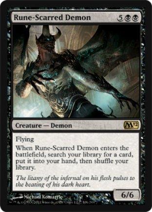 Rune-Scarred Demon | M12