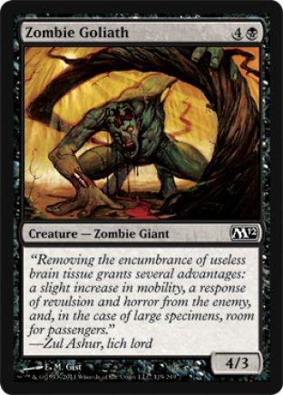Zombie Goliath | M12