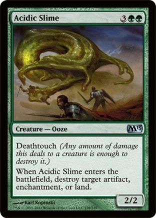Acidic Slime | M13