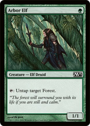 Arbor Elf | M13