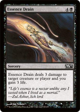 Essence Drain | M13