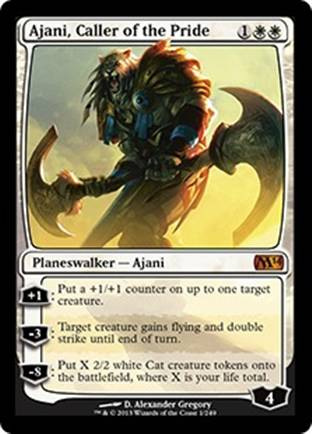Ajani, Caller of the Pride | M14