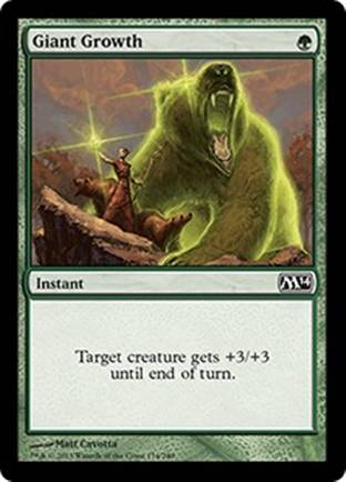 Giant Growth | M14