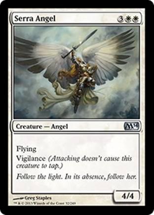 Serra Angel | M14