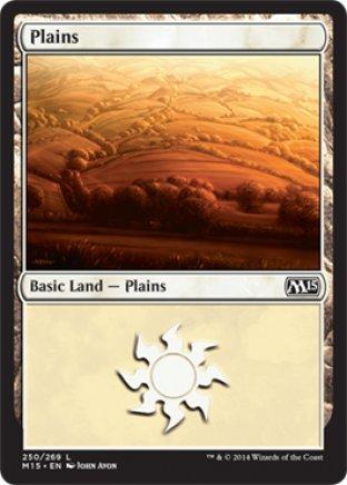 Plains | M15