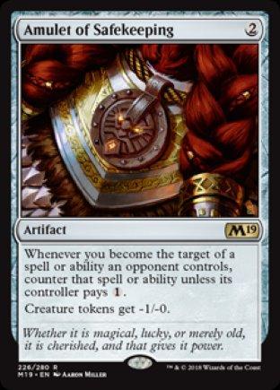 Amulet of Safekeeping | M19