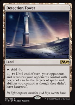 Detection Tower | M19