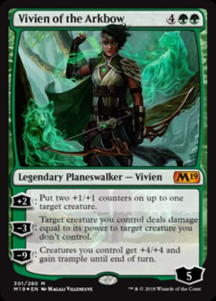 Vivien of the Arkbow | M19