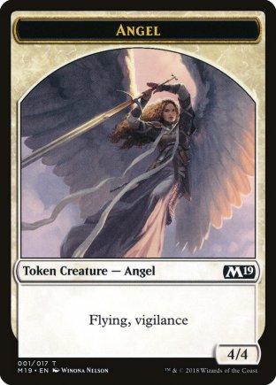 Angel token | M19