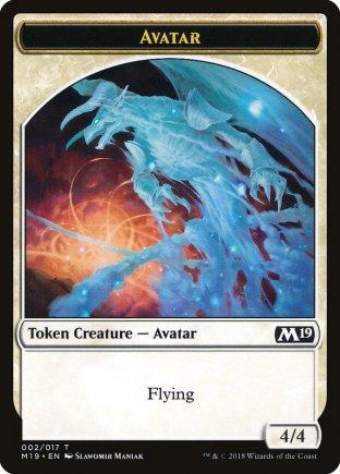 Avatar token | M19