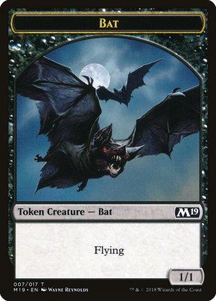 Bat token | M19