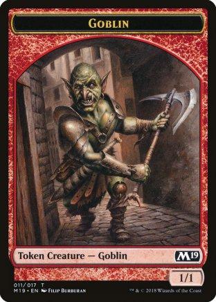 Goblin token | M19