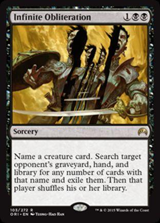 Infinite Obliteration | Magic Origins
