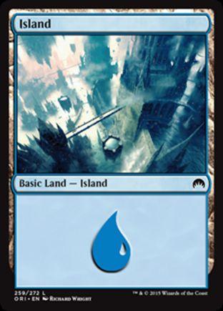 Island | Magic Origins