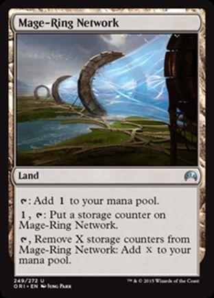 Mage-Ring Network | Magic Origins