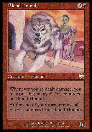 Blood Hound | Mercadian Masques