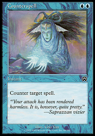 Counterspell | Mercadian Masques