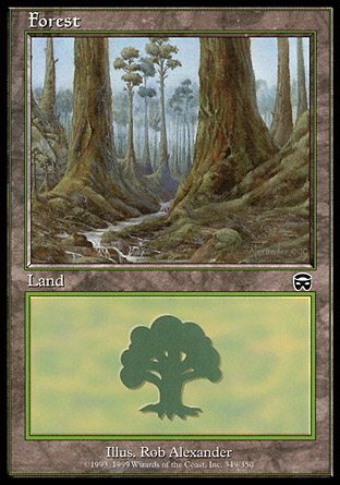 Forest | Mercadian Masques