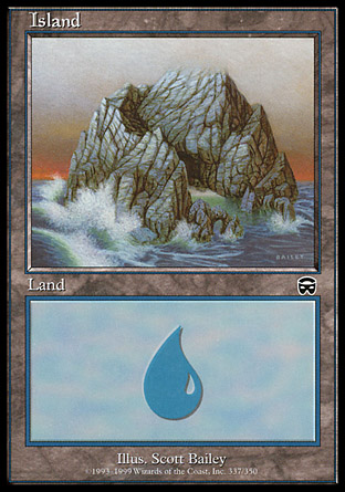 Island | Mercadian Masques