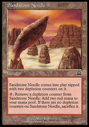 Sandstone Needle | Mercadian Masques