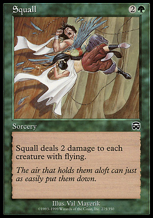 Squall | Mercadian Masques