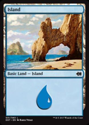 Island | Merfolk vs Goblins