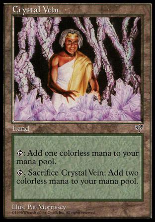 Crystal Vein   Mirage