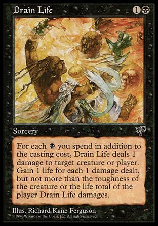 Drain Life | Mirage