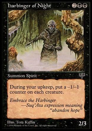 Harbinger of Night | Mirage