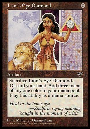 Lion's Eye Diamond | Mirage