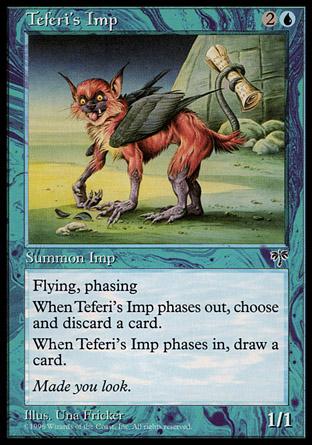 Teferi's Imp | Mirage