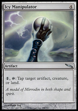 Icy Manipulator | Mirrodin
