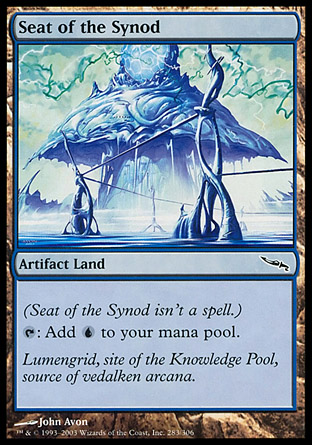 Seat of the Synod | Mirrodin