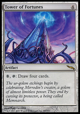 Tower of Fortunes | Mirrodin