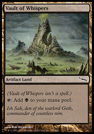Vault of Whispers | Mirrodin